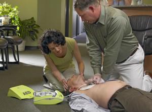 Zoll AED plus HLR stöd