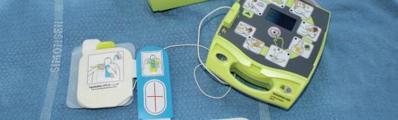 Vet du hur en hjärtstartare fungerar?